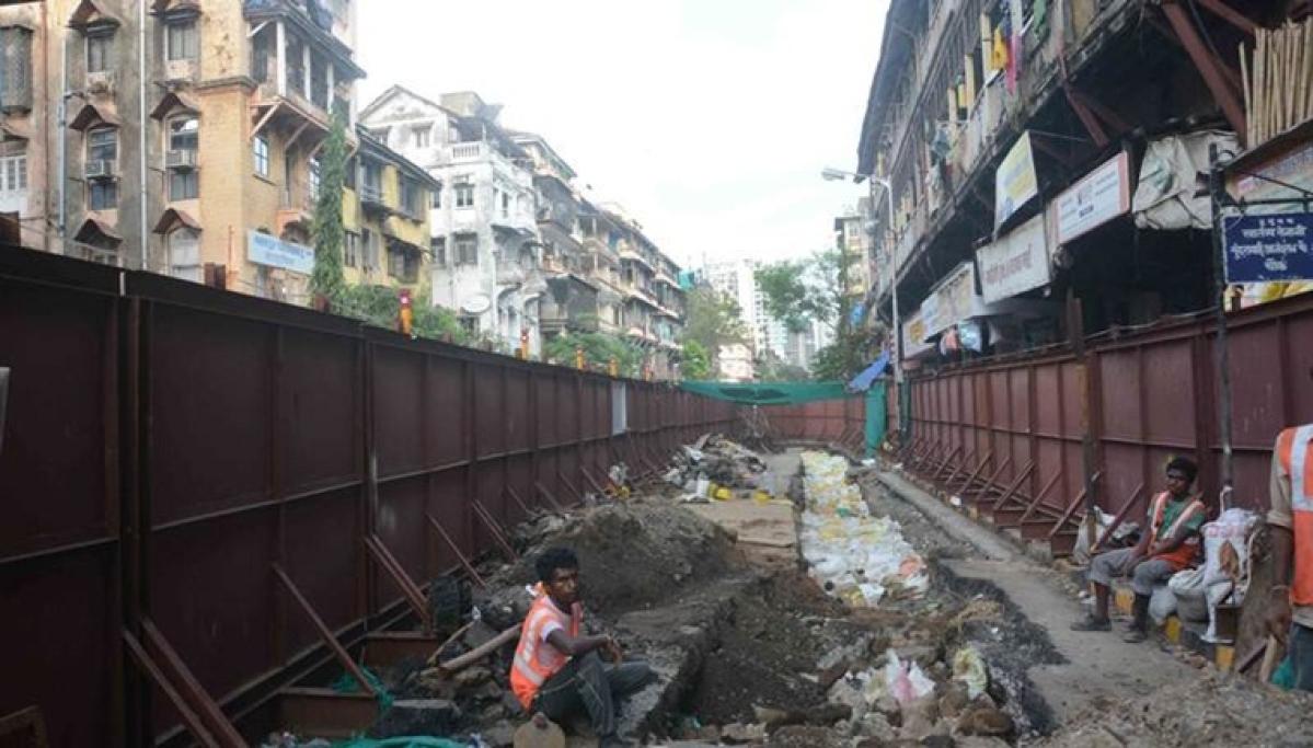 Metro III's 62% tunnelling over