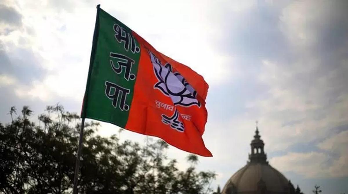 Activist Kishore Tiwari who attacked new MVA quits BJP