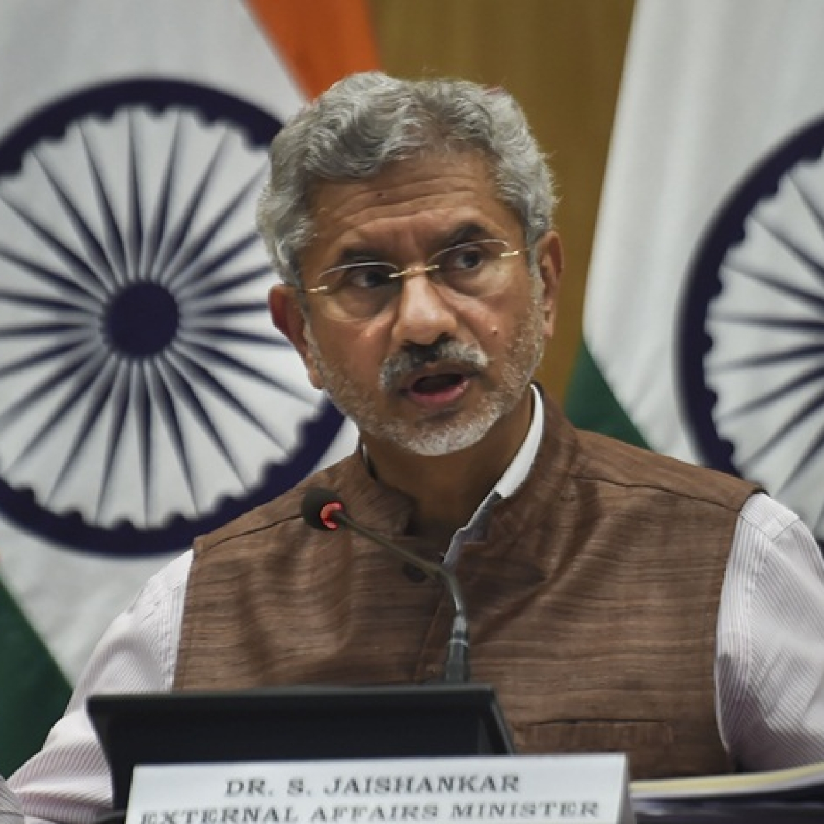PoK part of India, one day we will have 'physical jurisdiction' over it: Jaishankar
