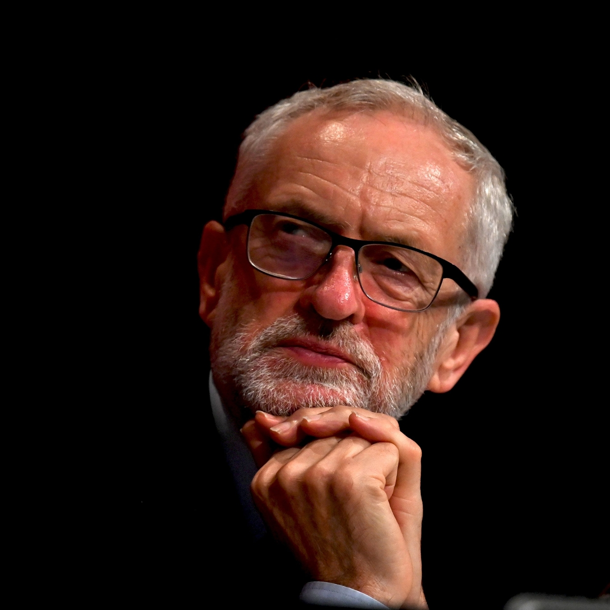 Labour leader Corbyn blames Brexit and media for the party's disastrous defeat since 1930s