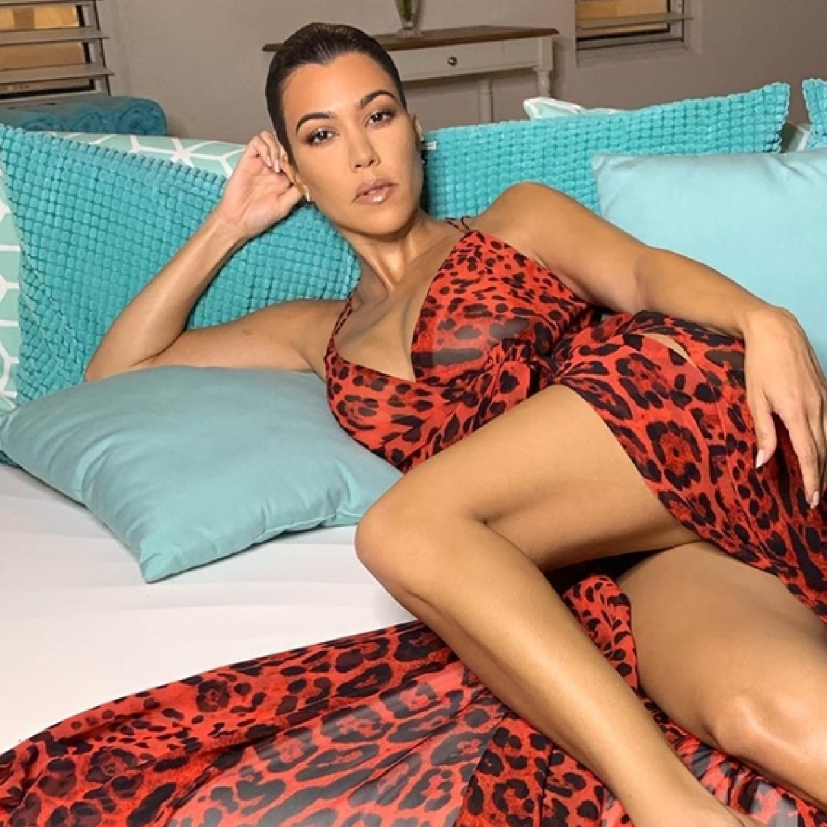 Kourtney Kardashian has considered quitting 'Keeping Up With The Kardashians'