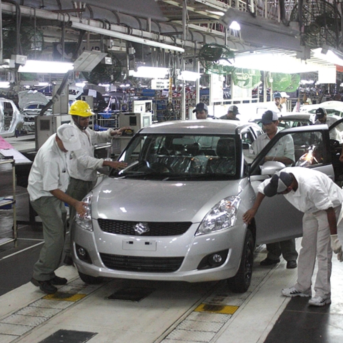 Maruti, Ford to hike prices of vehicles