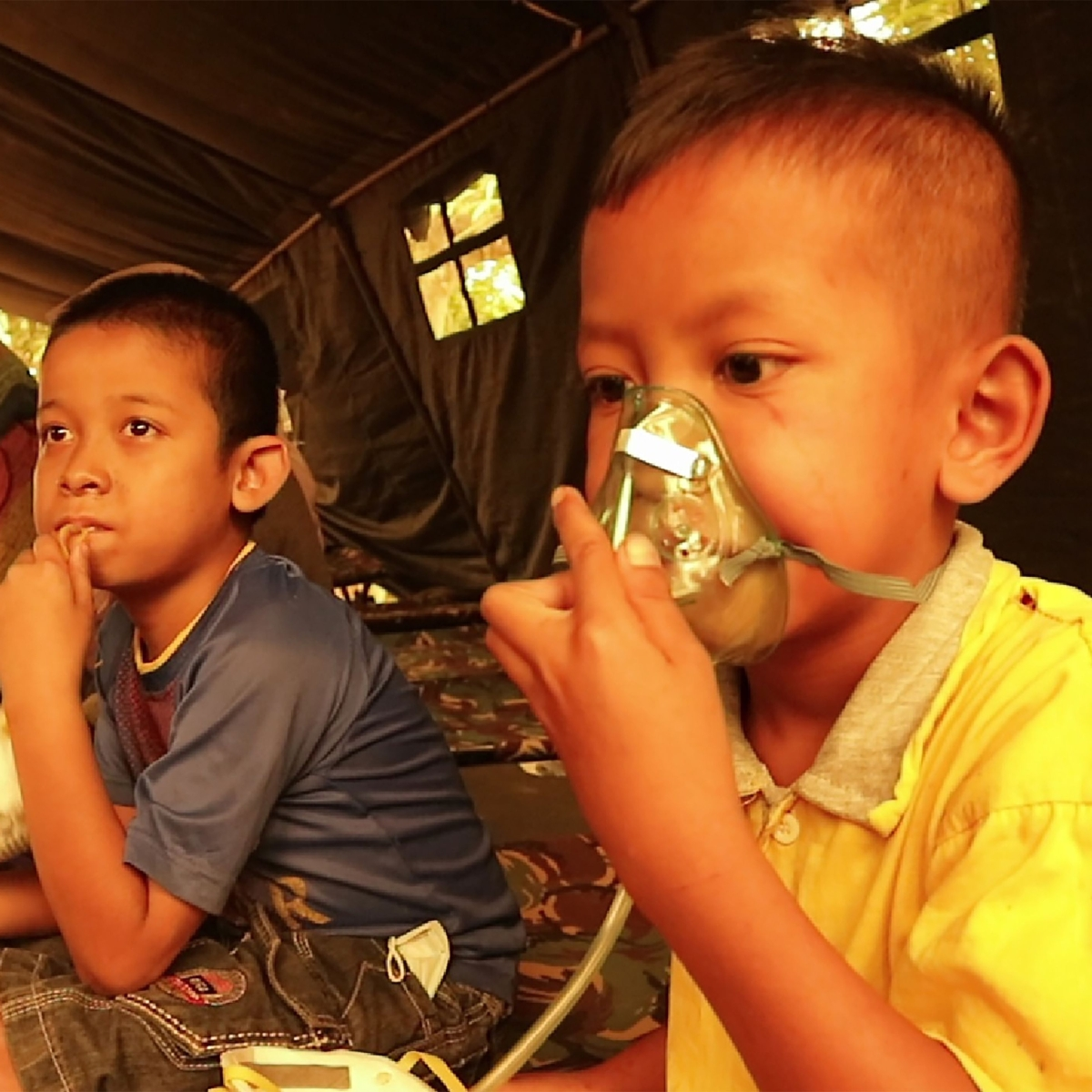 Indonesian forest fires: 10 million children at risk