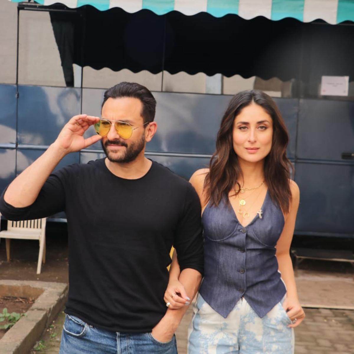 Kareena Kapoor Instagrams as hubby Saif Ali Khan is 'booked' amid social distancing