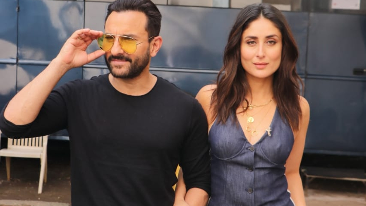 Kareena Kapoor, Saif Ali Khan to introduce their second baby to fans via Instagram?