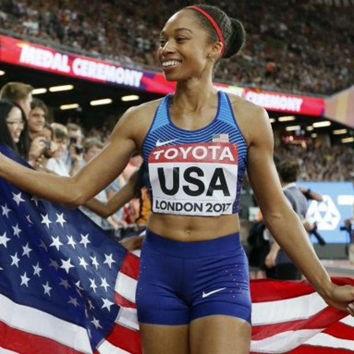 World Championships: Warrior Allyson Felix eyes golden track finale