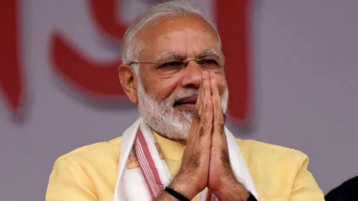 MODIon 69th birthday: With Patel in backdrop, PM talks Kashmir