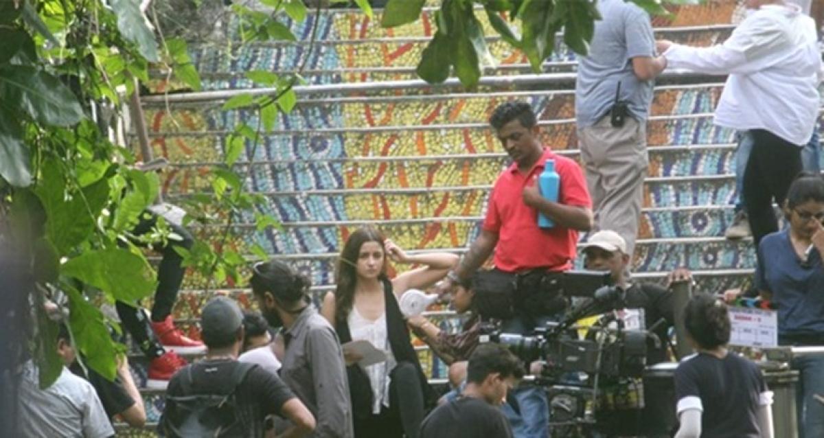 Alia Bhatt, Aditya Roy Kapur begin Mumbai shooting for 'Sadak 2'