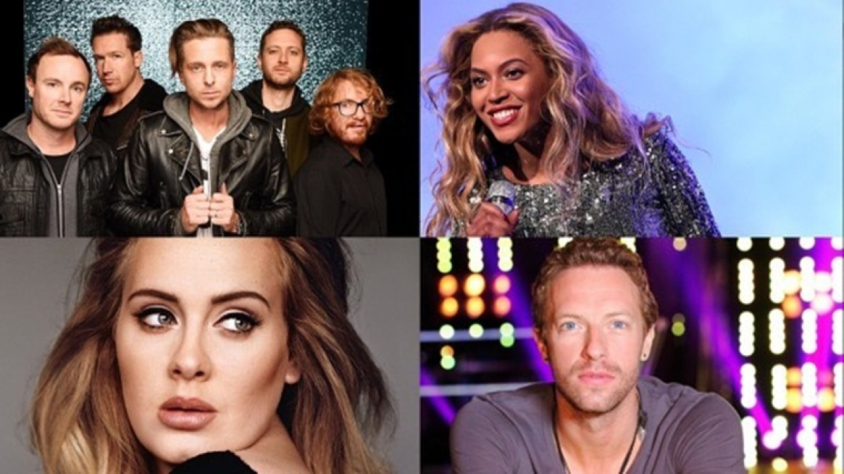 OneRepublic to bring Adele, Beyonce, Chris Martin together for new album