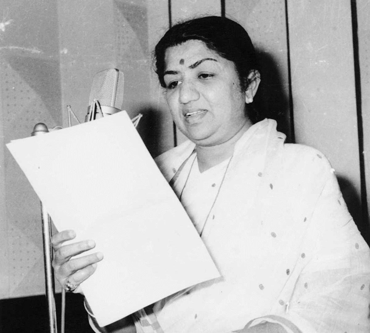 Lata Mangeshkar– Off the beaten track
