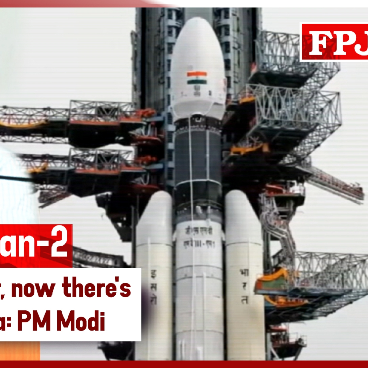 Chandrayaan-2 Tied Country Together, Now There's ISRO Spirit In India: PM Modi