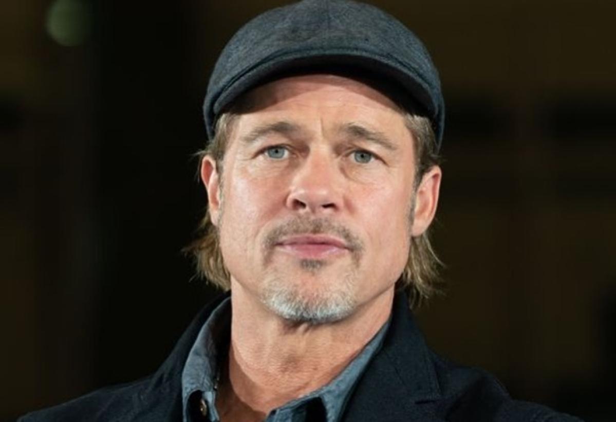 Hollywood Actor Brad Pitt