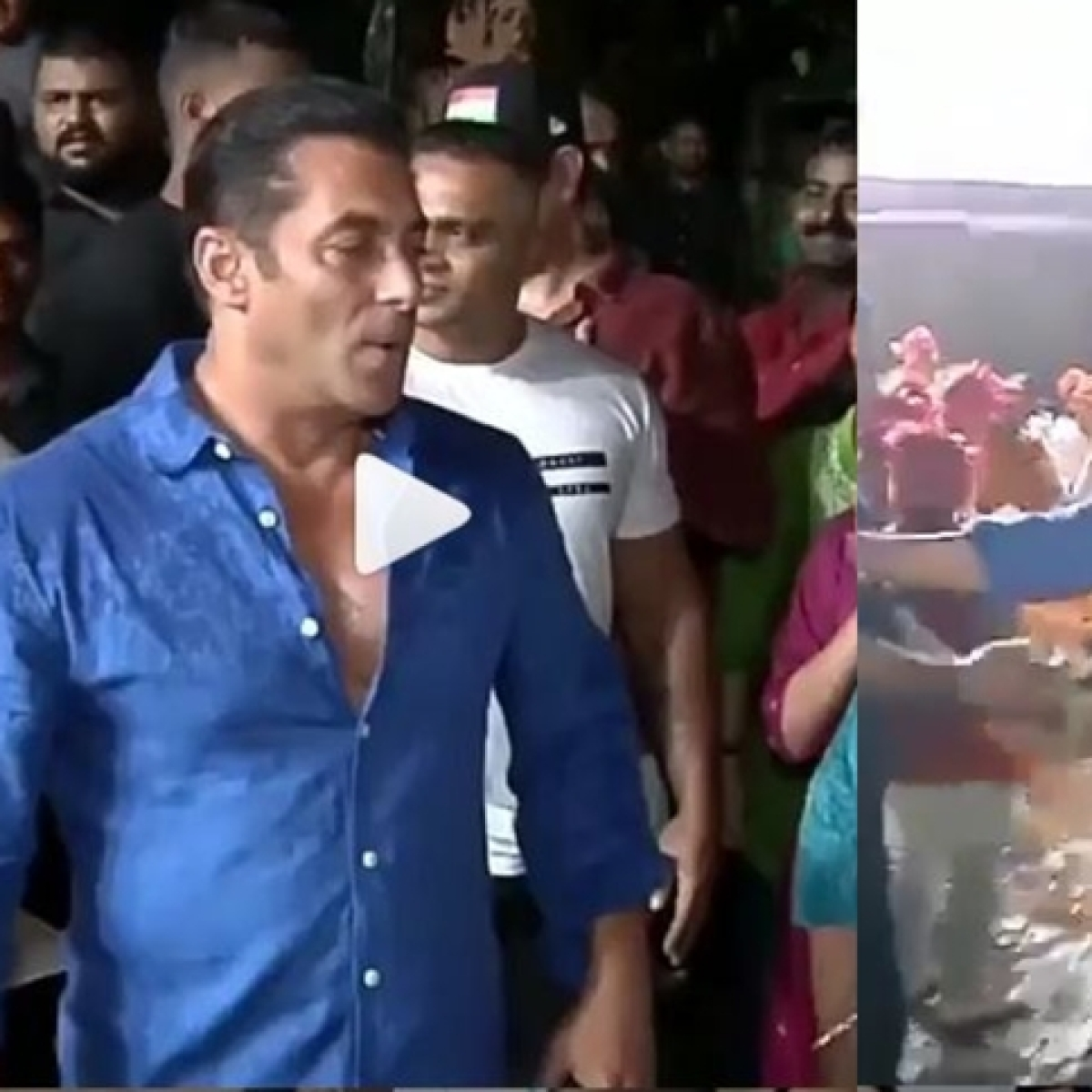 Video: Salman Khan's dance during Ganesh Visarjan 2019 with Daisy Shah and Swara Bhasker is unmissable