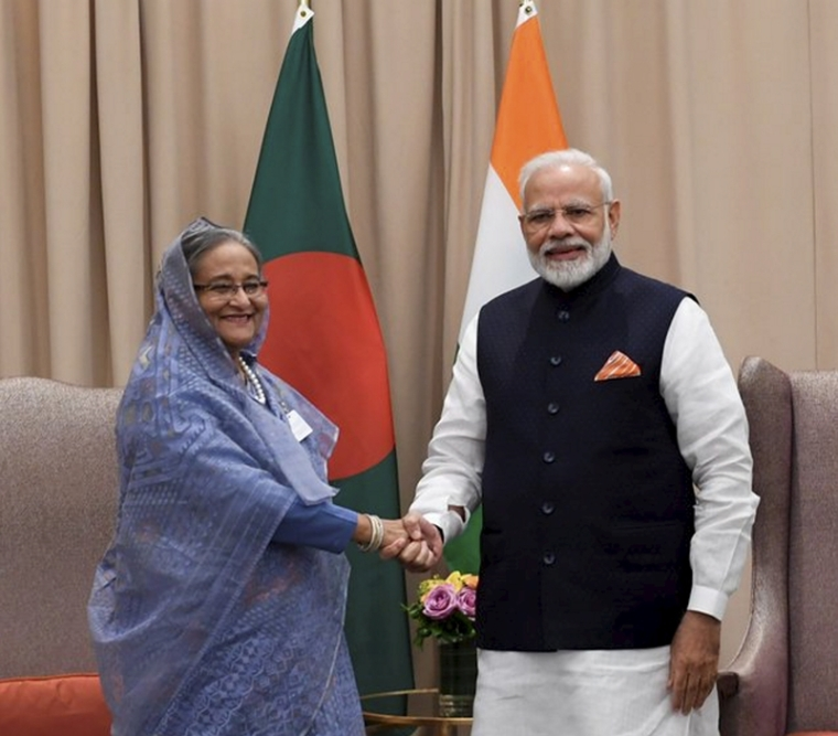 Image result for Bilateral meeting between <a class='inner-topic-link' href='/search/topic?searchType=search&searchTerm=BANGLADESH' target='_blank' title='bangladesh-Latest Updates, Photos, Videos are a click away, CLICK NOW'></div>bangladesh</a> Counterpart Sheikh Hasina & Prime Minister <a class='inner-topic-link' href='/search/topic?searchType=search&searchTerm=NARENDRA MODI' target='_blank' title='narendra modi-Latest Updates, Photos, Videos are a click away, CLICK NOW'>narendra modi</a> to take place