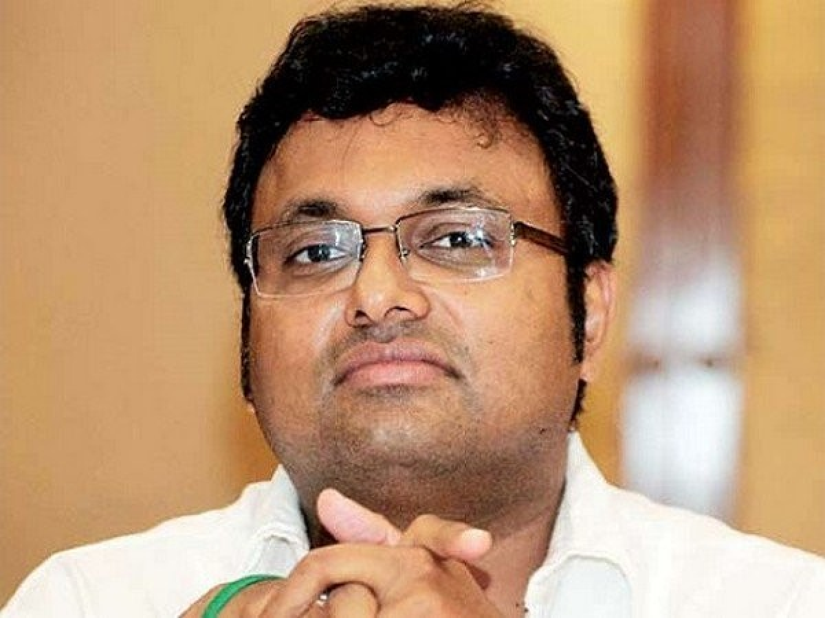 SC refuses to release for 3 more months Rs 10 crore deposited by Karti for travelling abroad