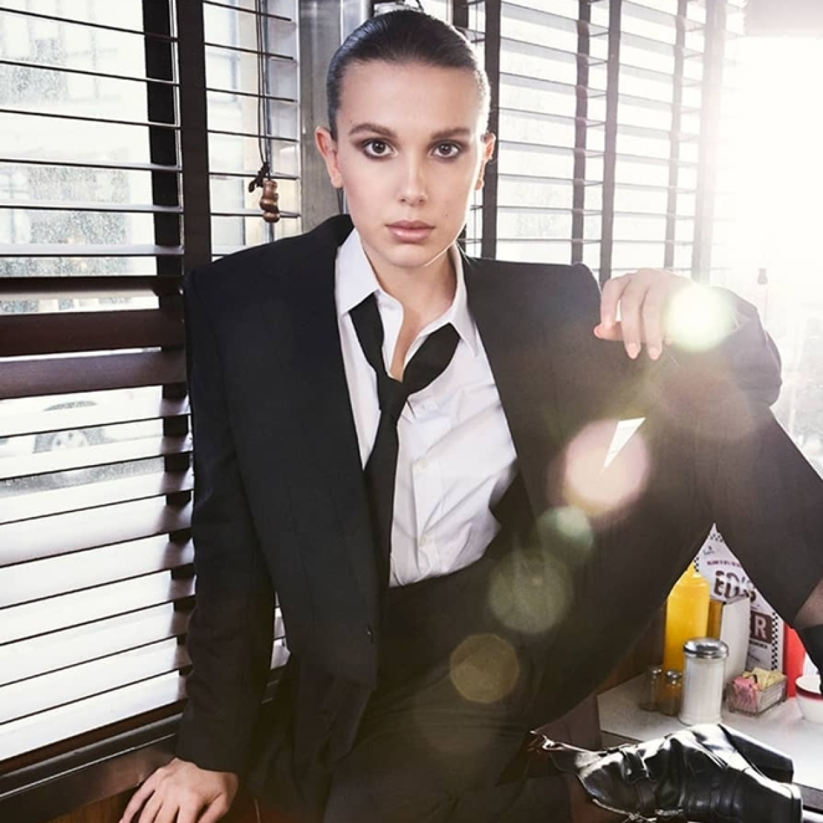 'Stranger Things' star Millie Bobby Brown to produce Netflix's 'A Time Lost'