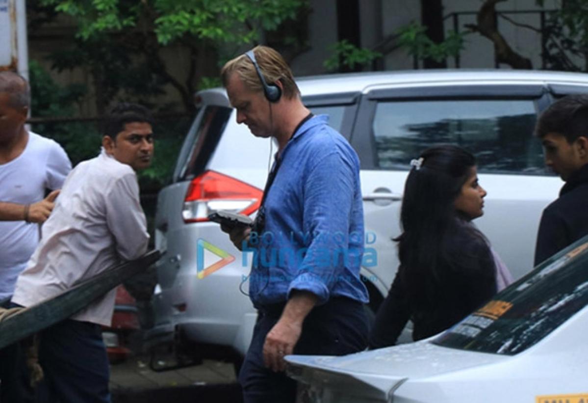 Christopher Nolan's 'Tenet' crew rescues man attempting suicide in Mumbai