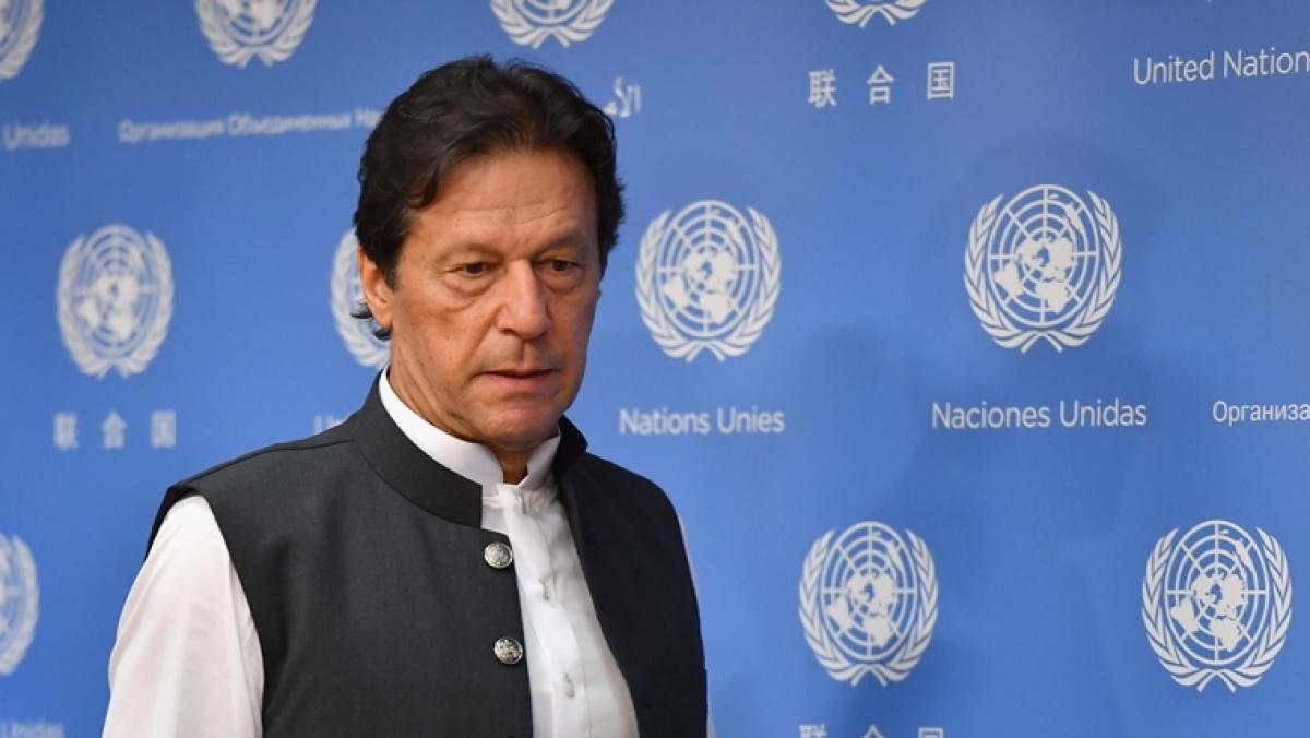 Pakistan PM Imran Khan's plane develops technical fault, returns to New York