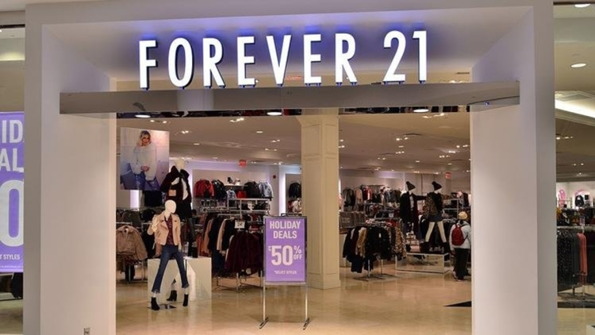 American fashion retailer Forever 21 files for bankruptcy, says will close up to 178 Stores