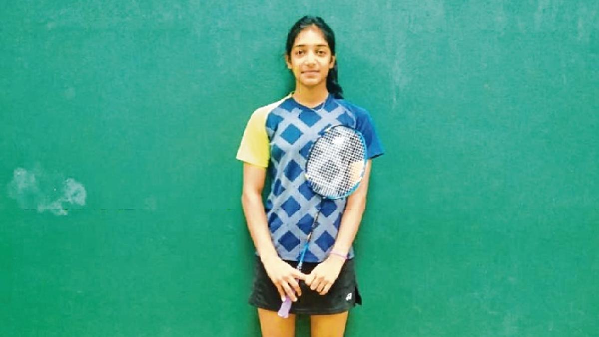 Hrissha Dubey anchors Jamnabai Narsee School to quarters