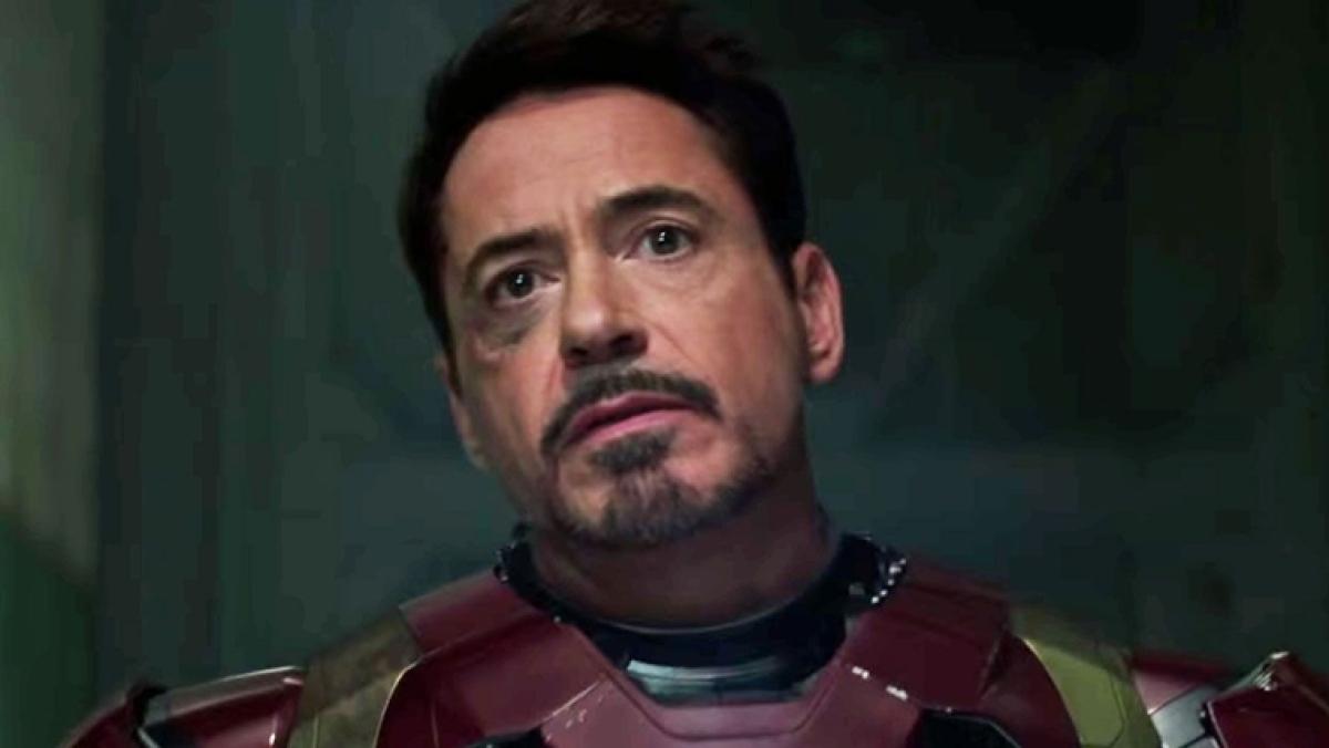 Robert Downey Jr.- Iron Man