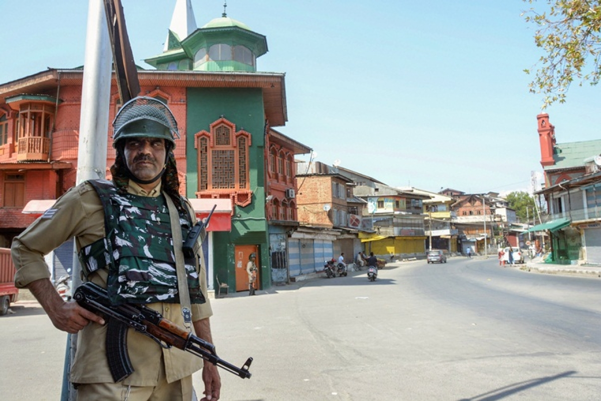 Temples, schools to be re-opened in Kashmir: Union Minister