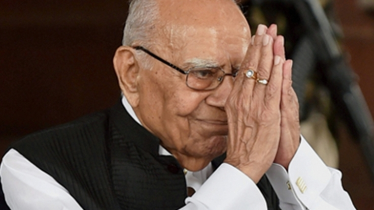 Eminent lawyer and former union minister Ram Jethmalani