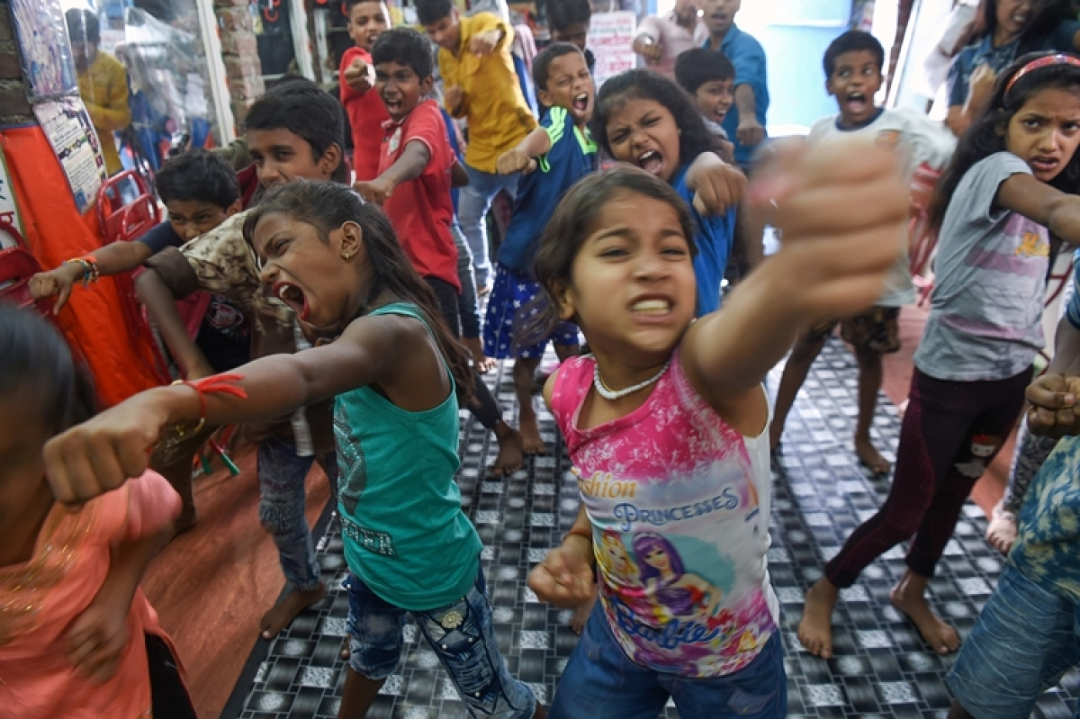 This Dharavi acting school in Mumbai has given artists to Netflix