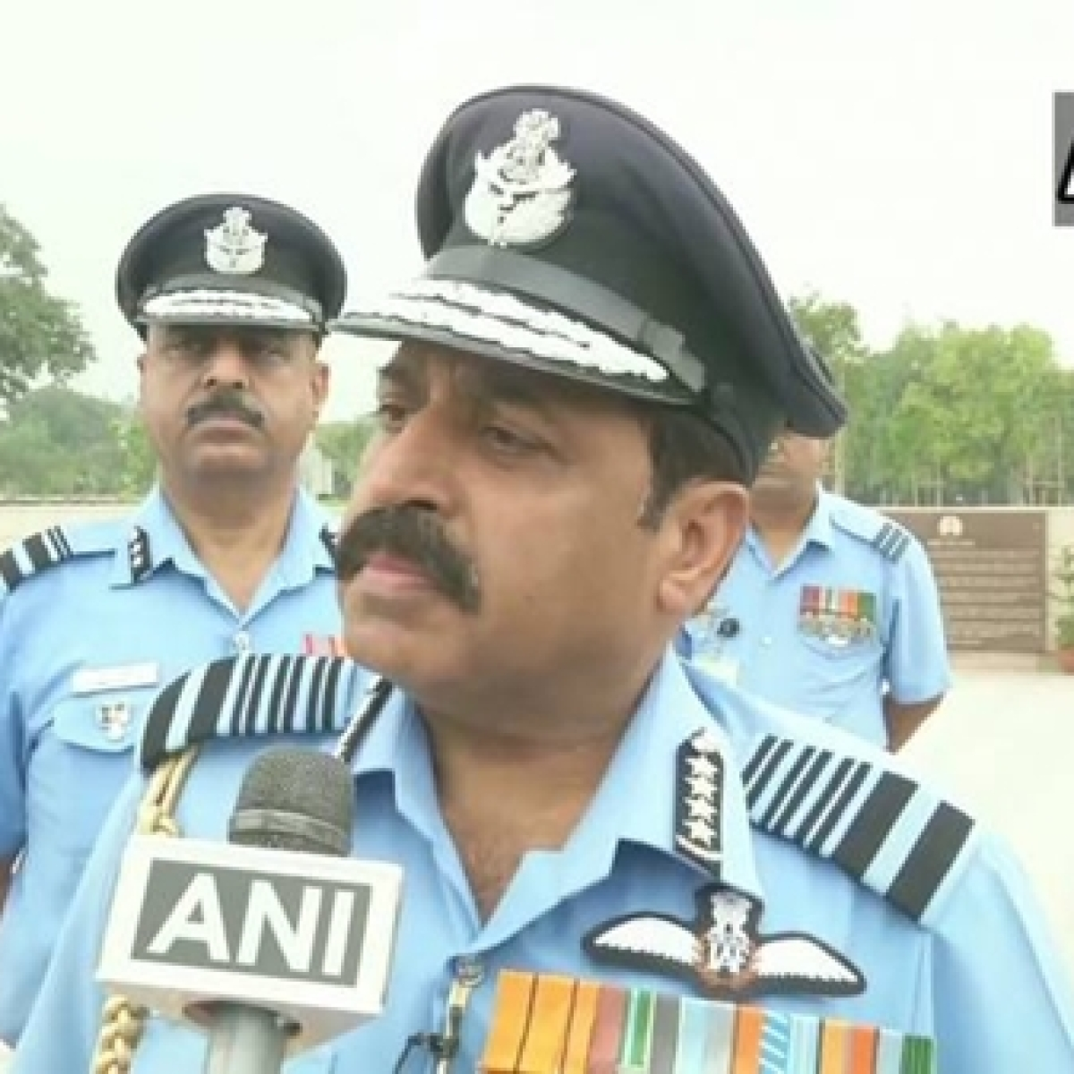 IAF demonstrated its resolve, capability in punching the perpetrators of terrorism: Air Chief Bhadauria