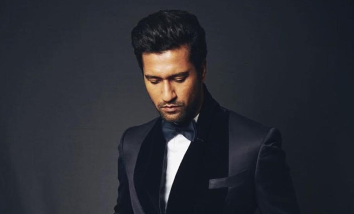 Actor Vicky Kaushal