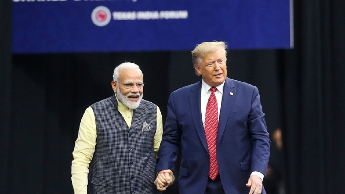 PM Narendra Modi to meet President Donald Trump today at noon