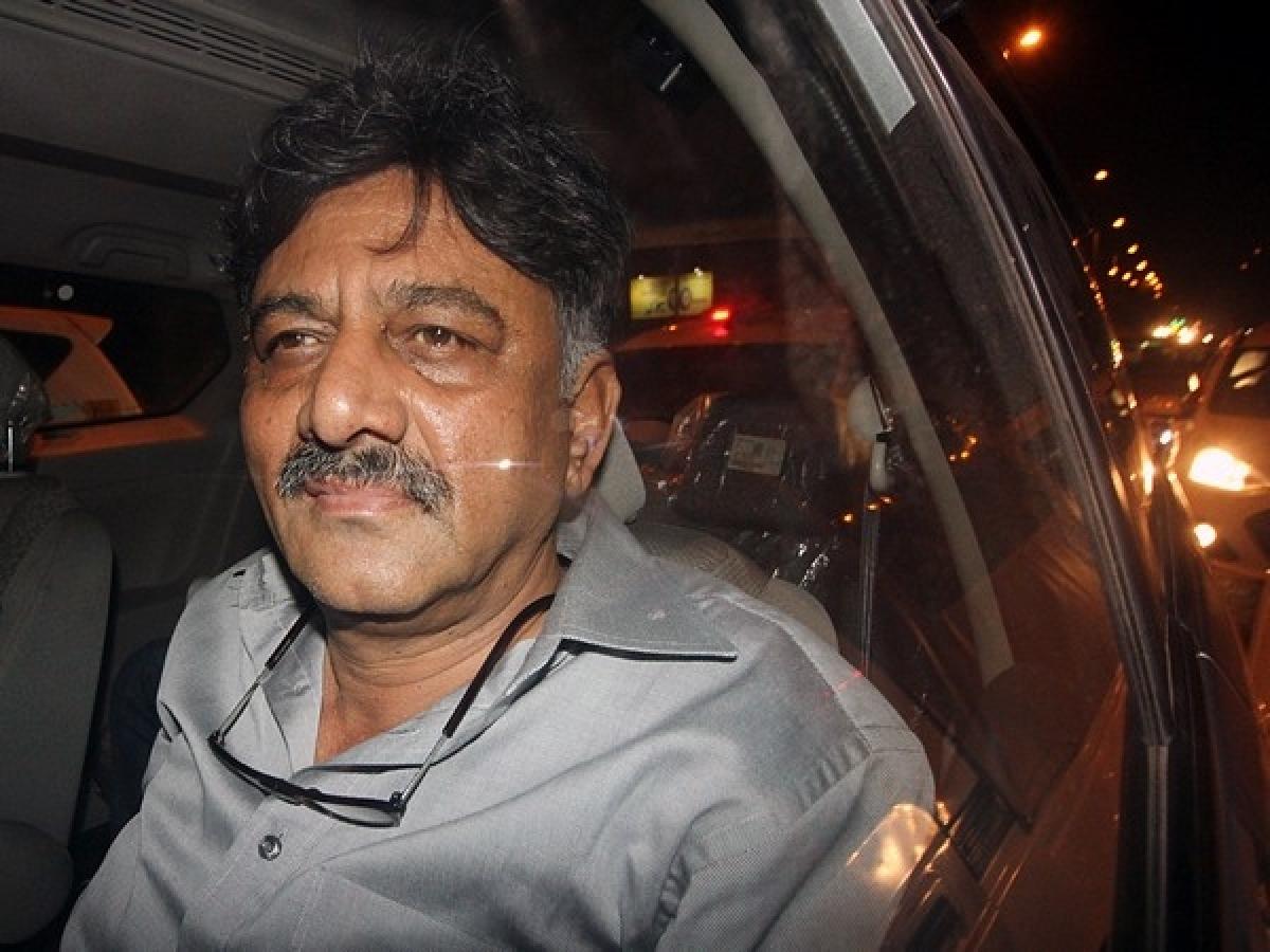 Congress leader DK Shivakumar moves Delhi High Court seeking bail in money laundering case