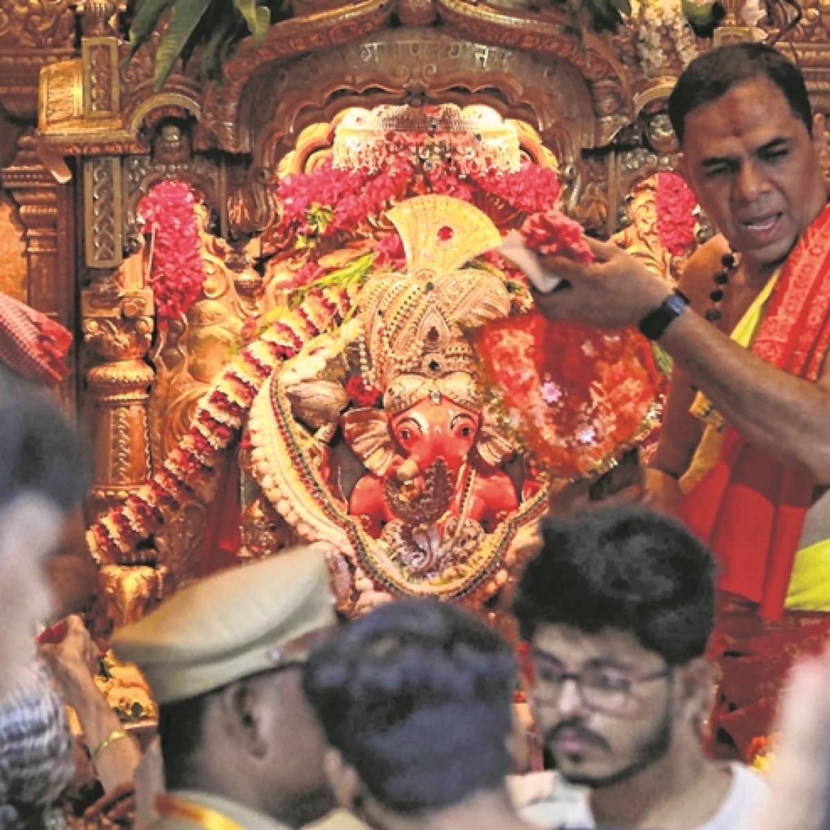 Mumbai: Angarki Chaturthi celebrated