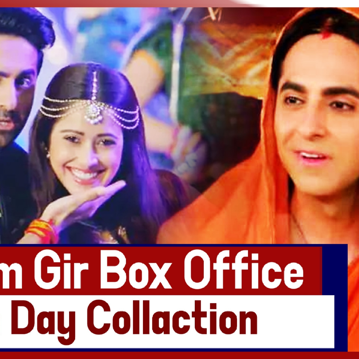 Dream Gir Box Office Collaction Day 4 | continues winning streak, crosses Rs 50 cr mark
