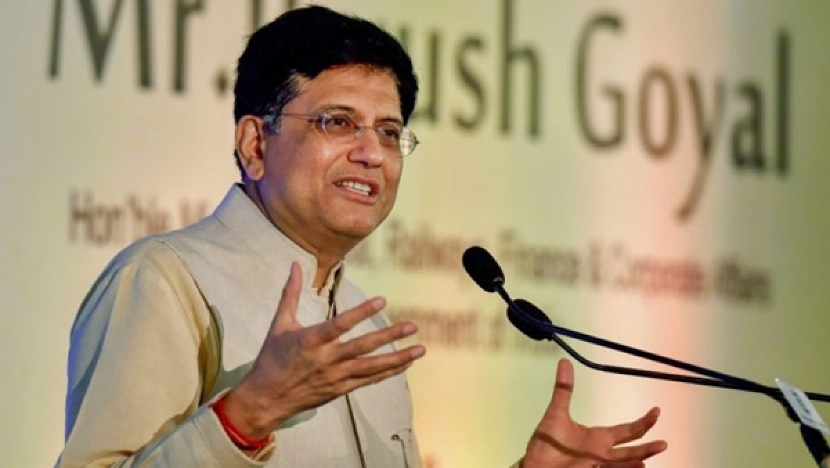 Mischievous, baseless narrative: Piyush Goyal after his 'Einstein discovered gravity' remark trolled
