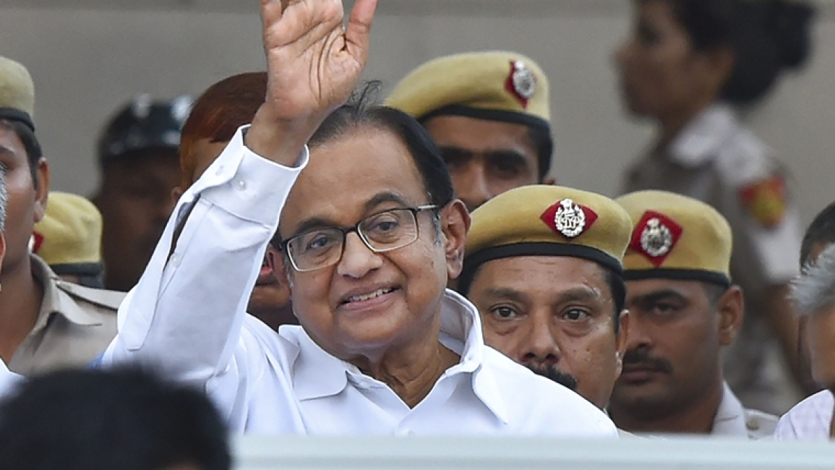 No officer has done anything wrong, don't want anyone to be arrested: Chidambaram says on Twitter