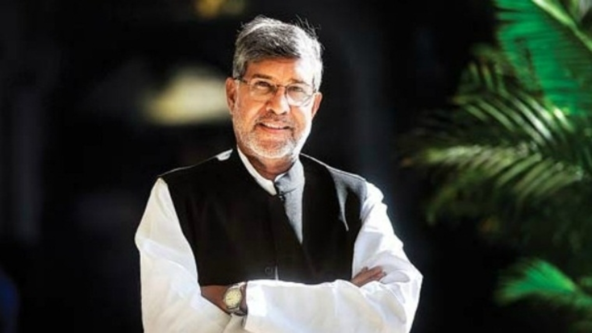 Nobel prize is not a full stop, but a comma: Kailash Satyarthi