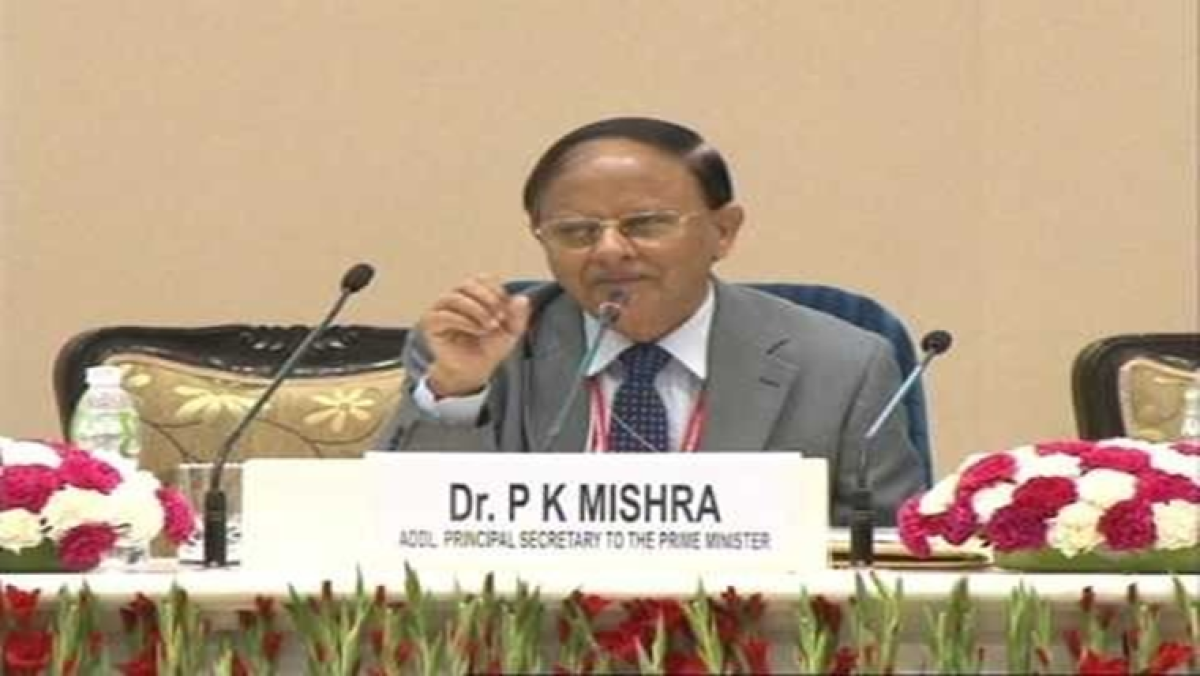 Pramod Kumar Mishra is new Principal Secretary to Prime Minister Modi