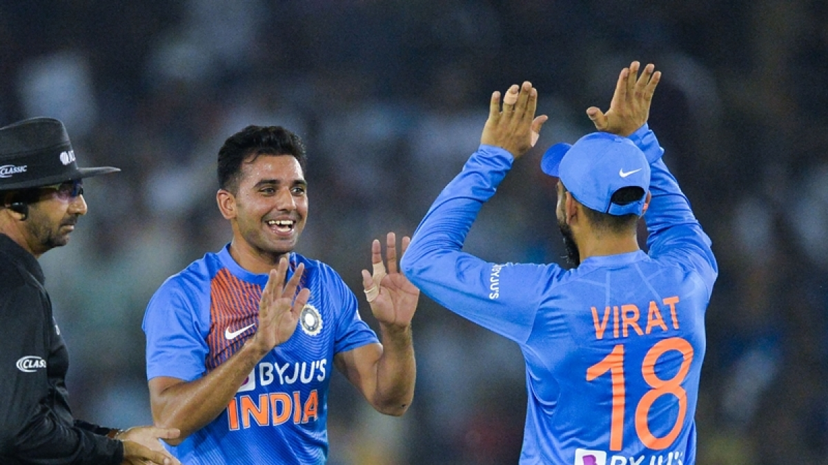 Deepak Chahar delivering at top but finds death over bowling easier