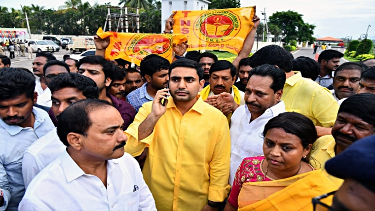 Chalo Atmakur rally: TDP leaders put under house arrest in Andhra Pradesh