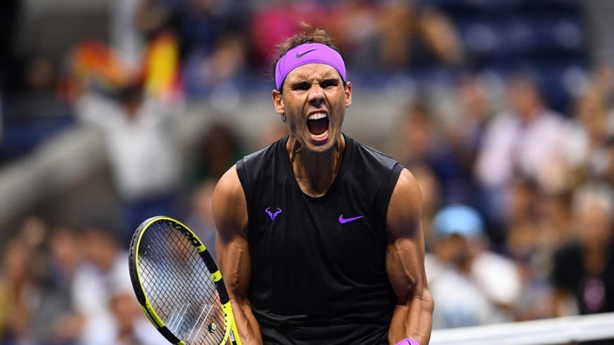 Rafael Nadal crushes Diego Schwartzman to enter another semi-final