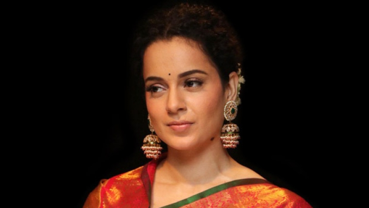 Here's what connects Kangana Ranaut to Captain Marvel!