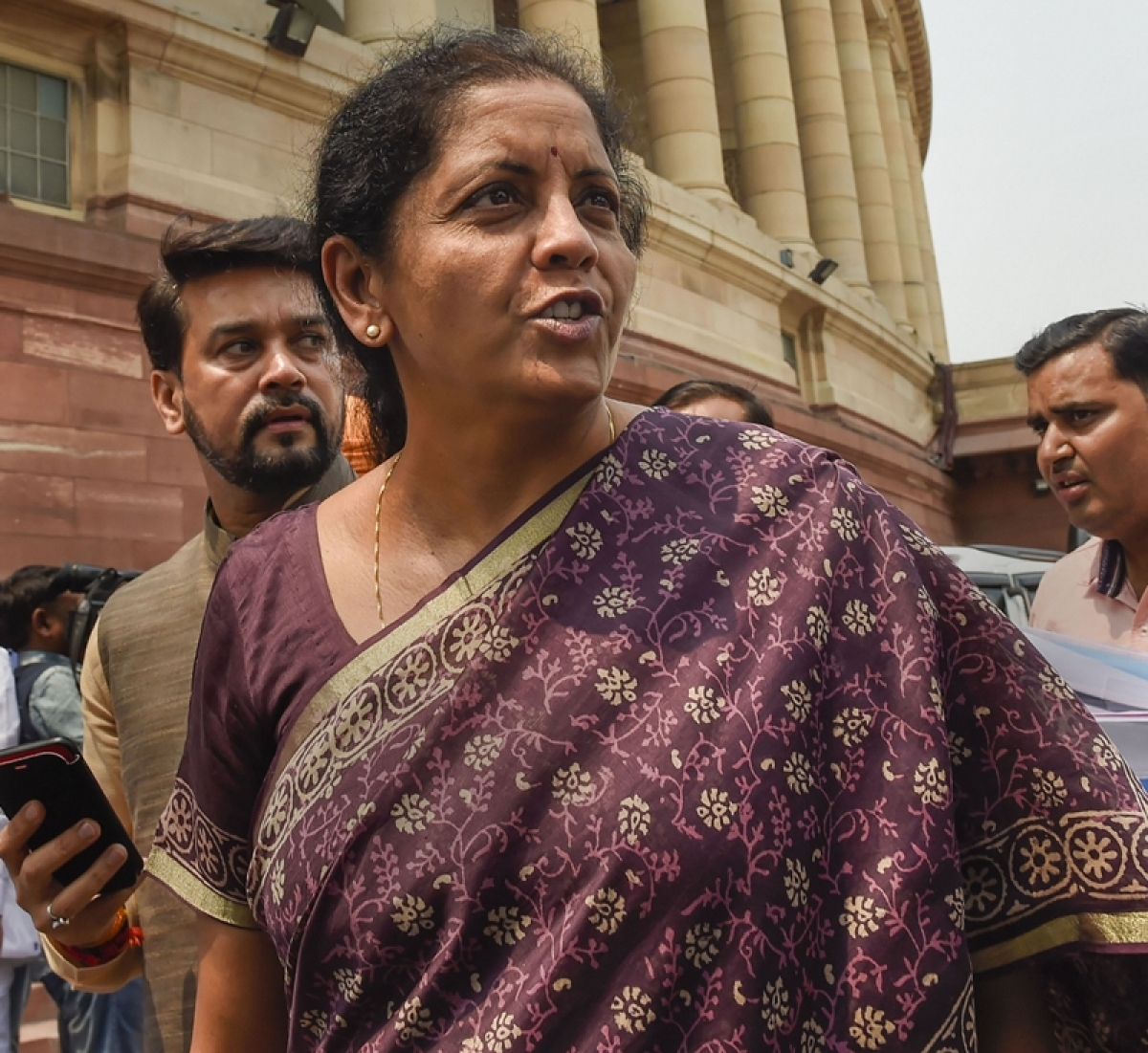 Government to clear dues of MSMEs by October first week, says FM Nirmala Sitharaman