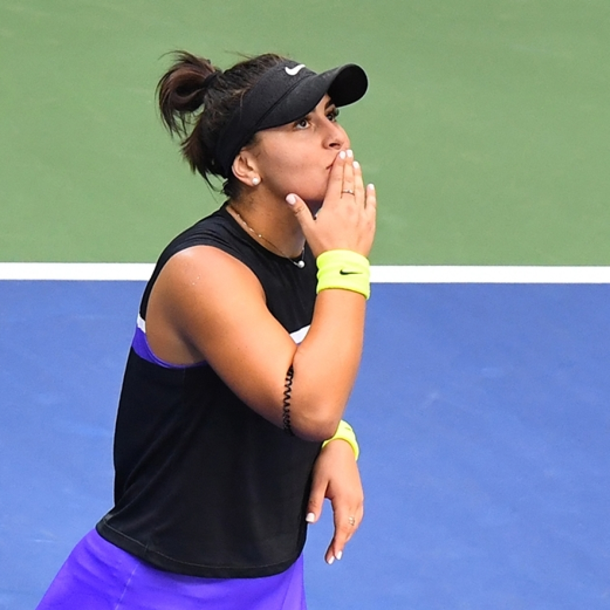 The 19-year-old Bianca Andreescu stalls Serena's American dream; becomes first from Canada to win a singles' Grand Slam