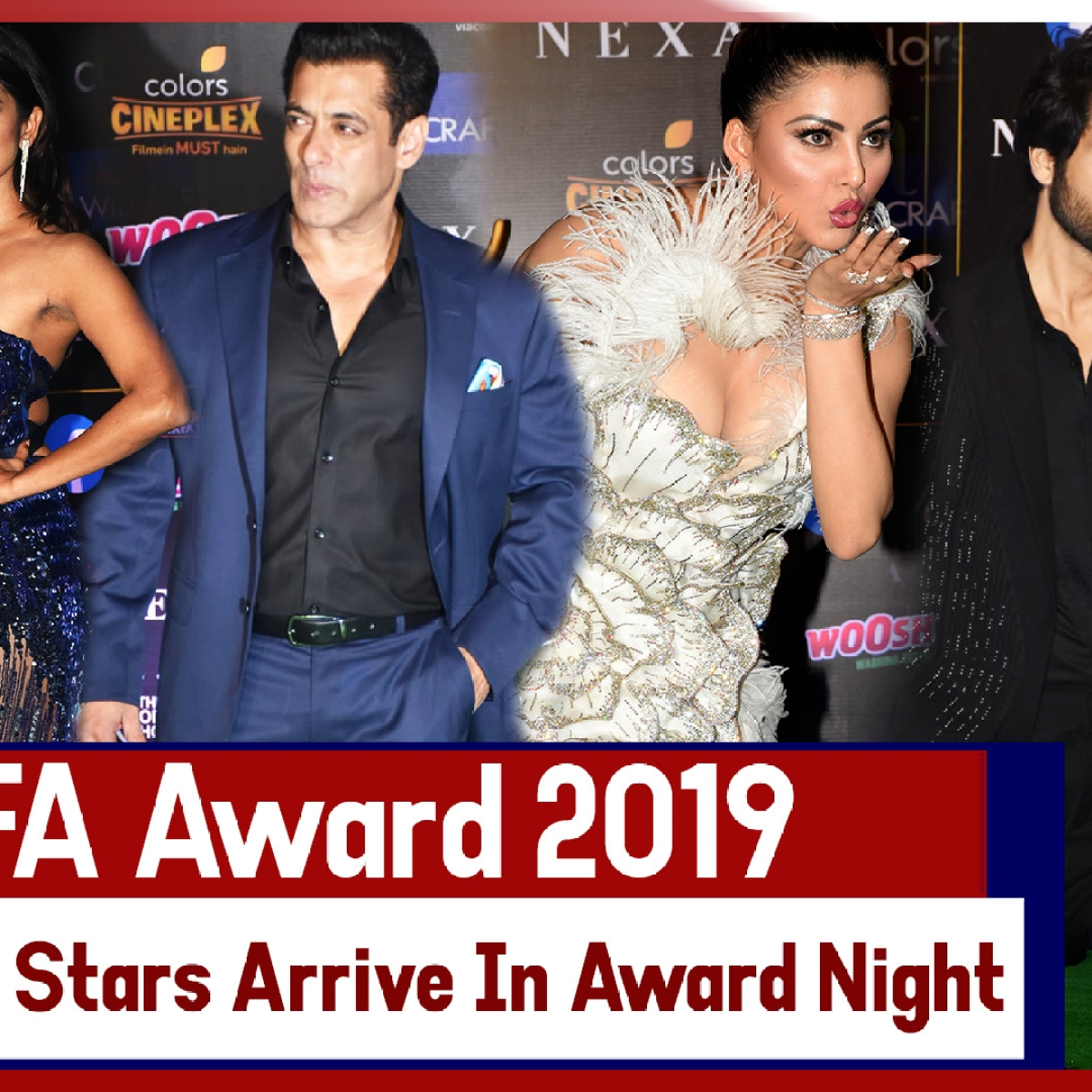 IIFA Awards 2019 | Full Show | Bollywood Celebs Arrive In Style For Starry Night