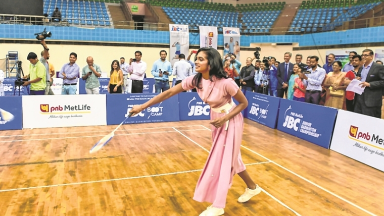 More pressure, responsibility for PV Sindhu