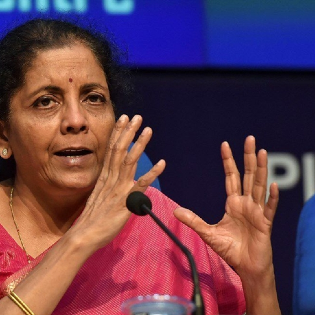 Rajan, Manmohan left stink of corruption: FM Nirmala Sitharaman