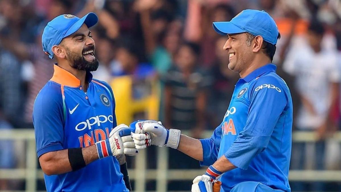 Virat Kohli recalls game when MS Dhoni made him run like a fitness test