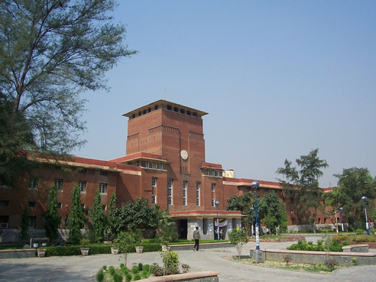 University of Delhi has received orders for IoE.