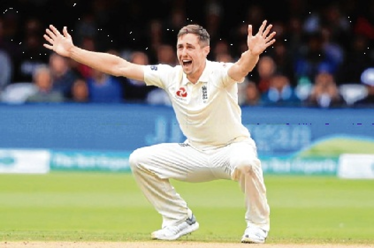 Ashes: Chris Woakes bowls first no ball of Test career, denied wicket